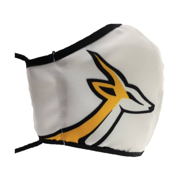 Springboks Adult Protective Face Mask