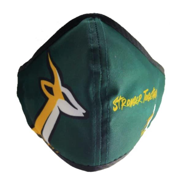 Springboks Kids Protective Face Mask