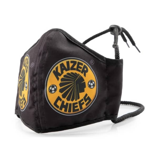 Kaizer Chiefs Adult Protective Face Mask
