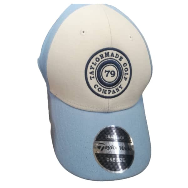 1 TaylorMade Lifestyle Low Crown Snapback Cap