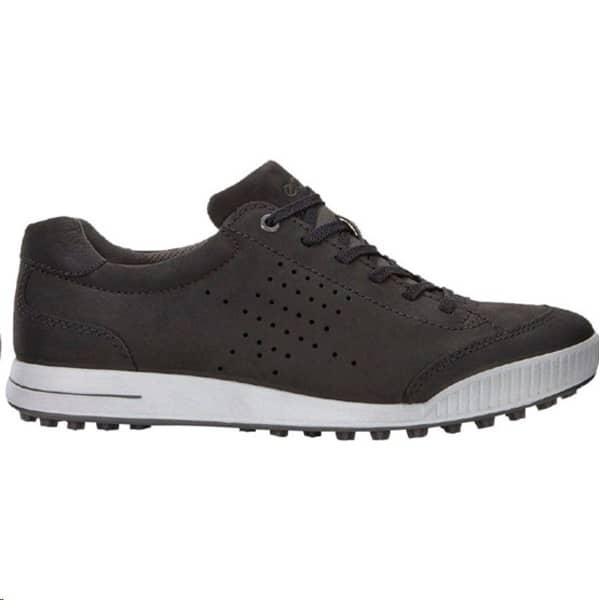 Ecco Street Retro Men's Black Shoes