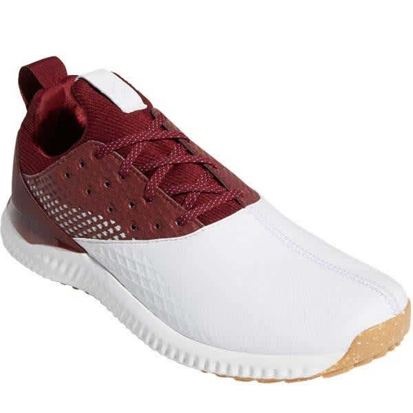 adidas Adicross Bounce 2 Men's White/Burgandy Shoes