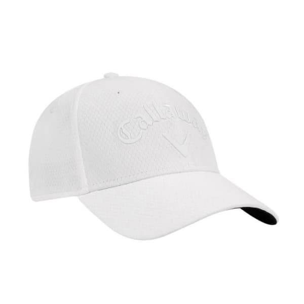 Callaway Adjustable Ladies White Cap