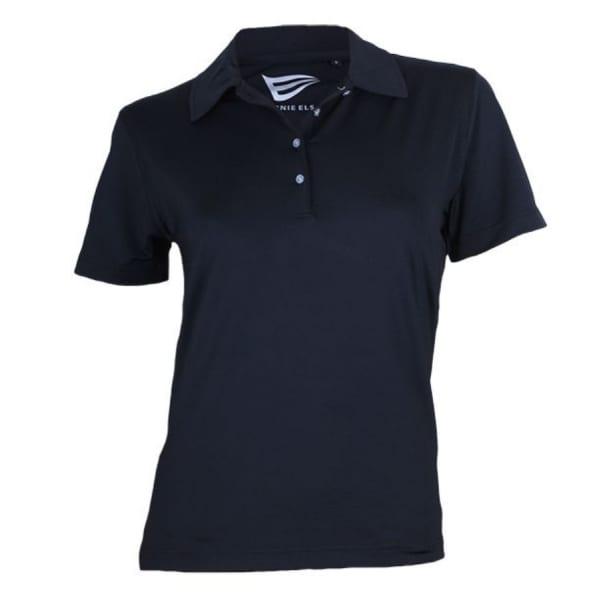 Ernie Els Ladies SOLID Polo Golf Shirt