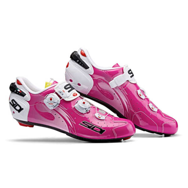 Sidi Fluxia Pink Wire Carbon Road Shoes