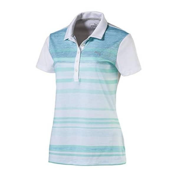 Ladies DEPTHS Golf Polo