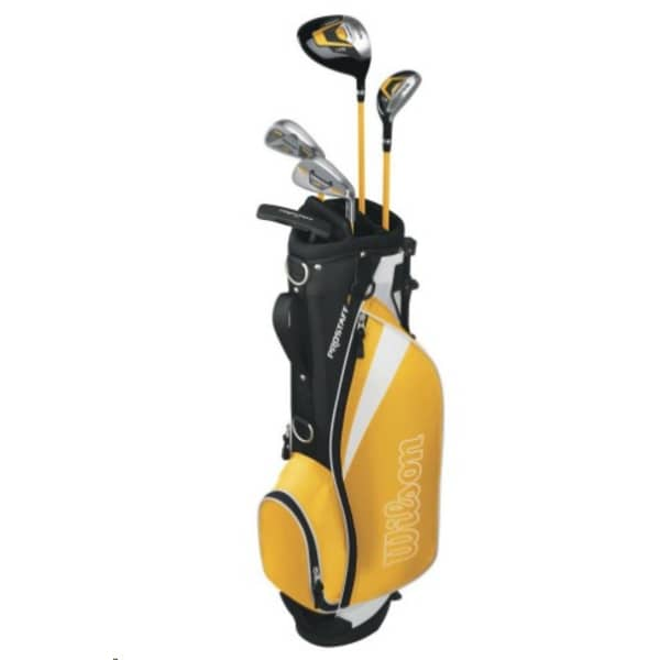 Wilson Prostaff Junior Package Set