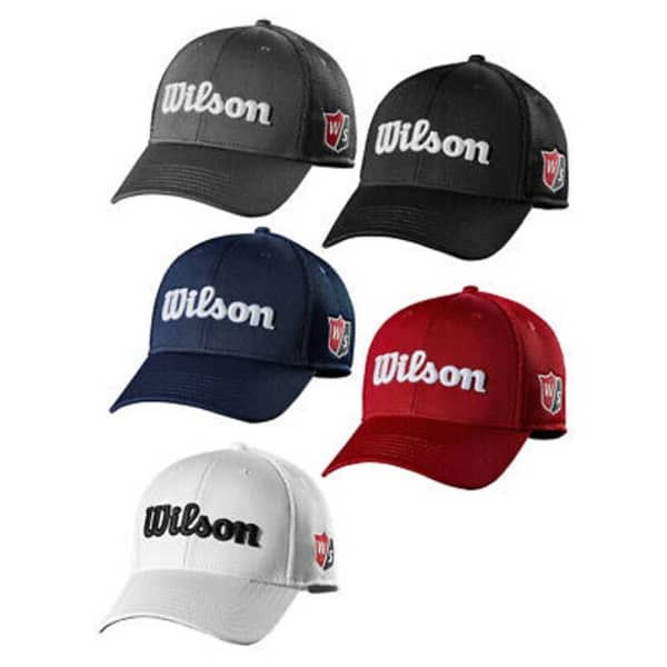 Wilson Tour Mesh Cap & Balls
