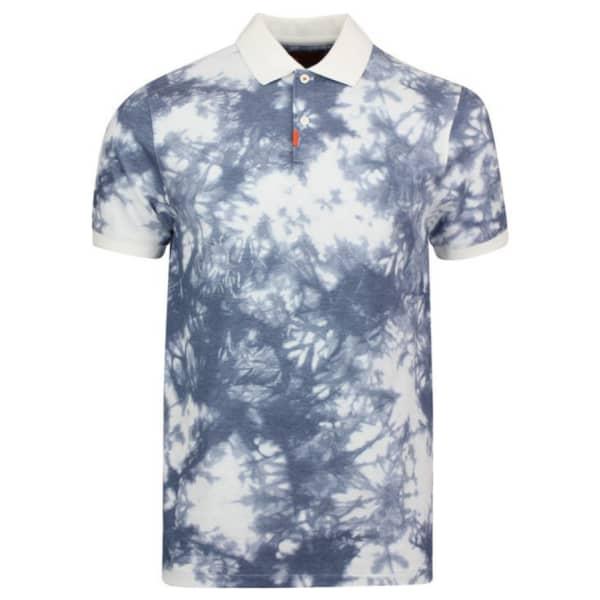 Nike Men's FOG WASH SLIM Polo Golf Shirt