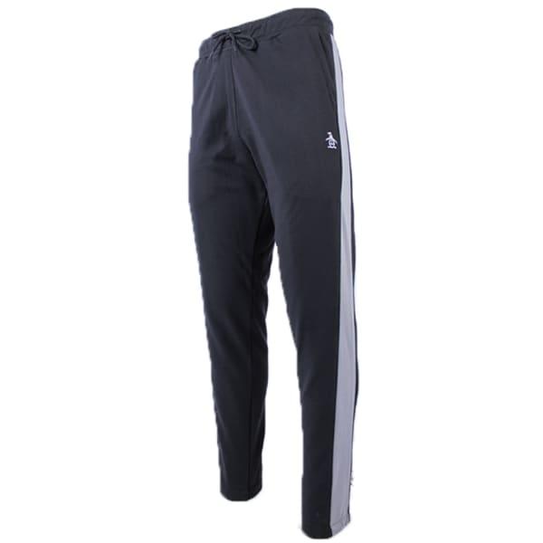 Men's Stripe Fleece Sweatpants