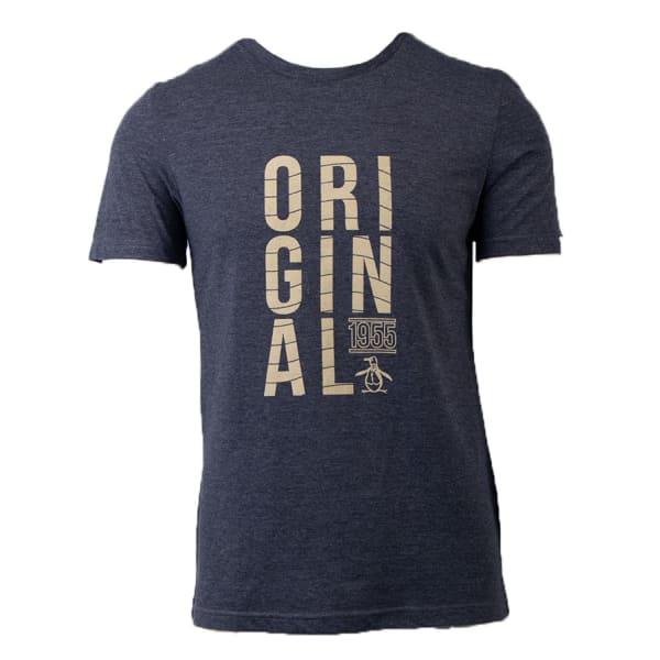 Men's Short Sleeve Tall Penguin T-Shirt