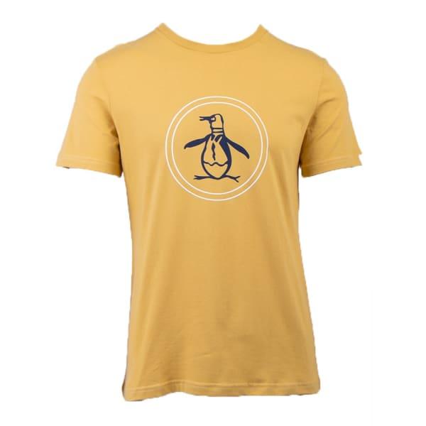 Men's Short Sleeve 2021 Circle Logo T-Shirt