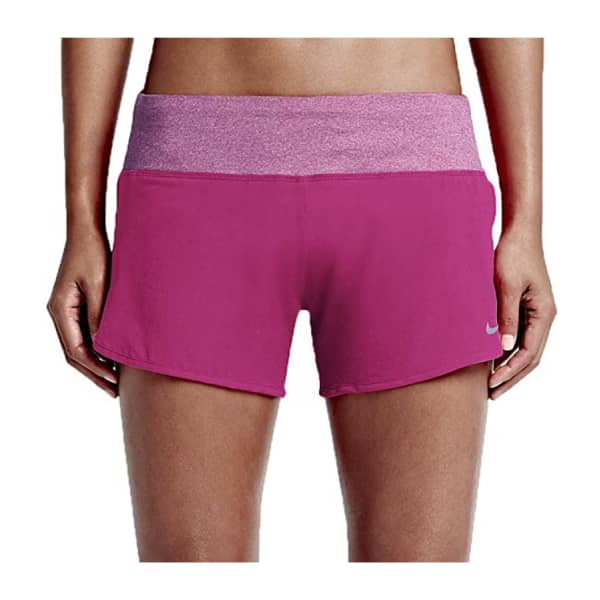 Ladies 4-inch WOVEN RIVAL Shorts