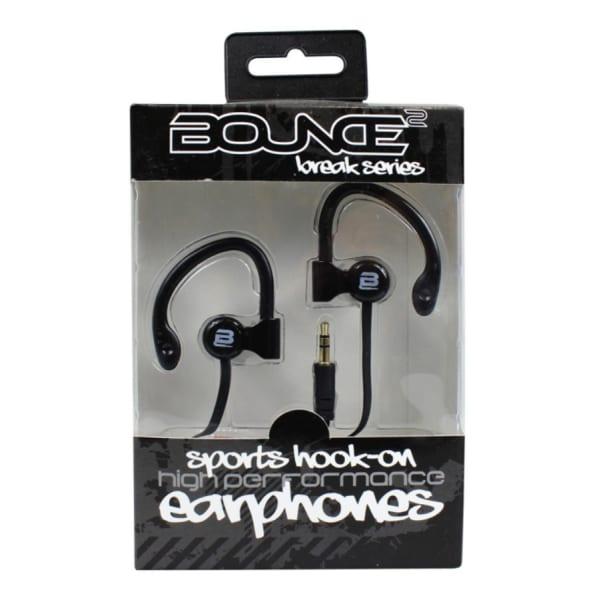 Bounce BREAK SERIES Hook-on Earphones