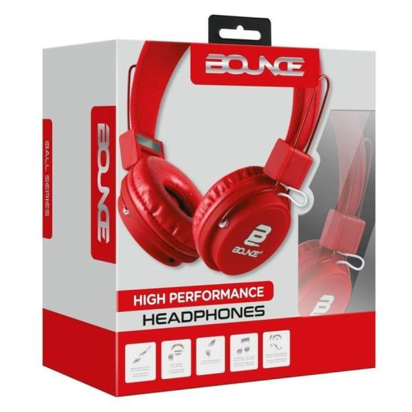 Bounce BALL SERIES Headphones