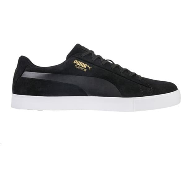 Puma Suede G Ladies Black Shoes