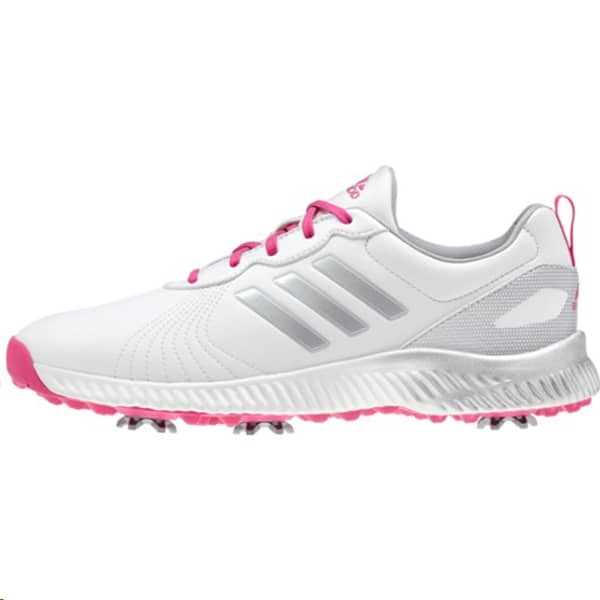 adidas Response Bounce Ladies White/Pink Shoes