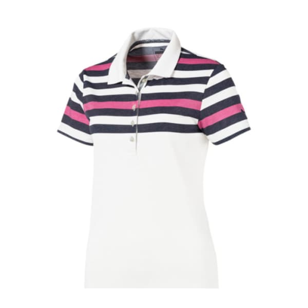 Puma Road Map Ladies Navy Shirt