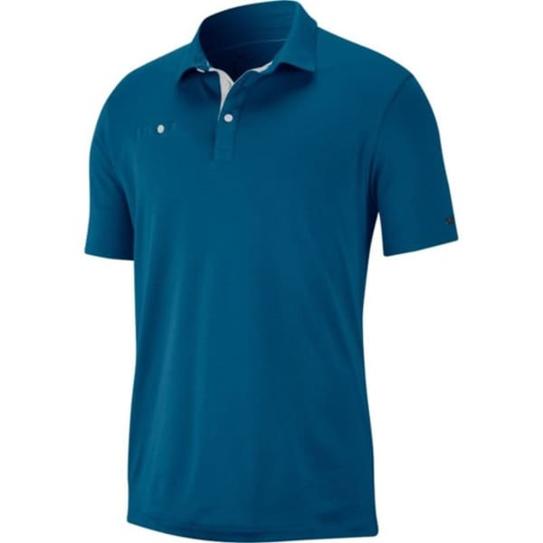 Nike Dry Player Solid Men's Green Shirt