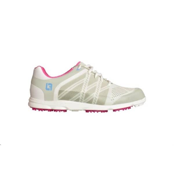 Footjoy Sport SL Ladies Grey/Berry Shoes