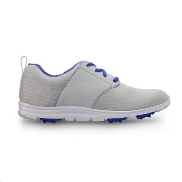 Footjoy Enjoy Ladies Light Grey/Periwinkle Shoes