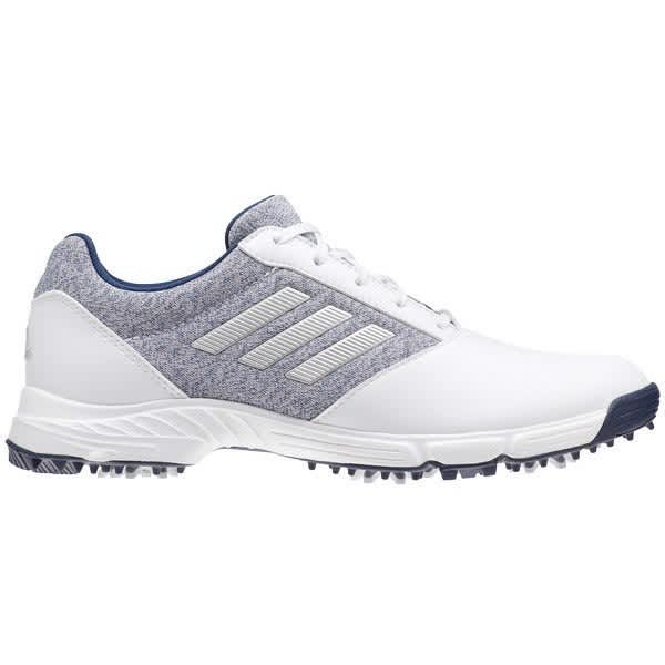 adidas Tech Response Ladies White/Pink Shoes