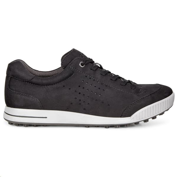 Ecco Street Retro Men's Black Shoes