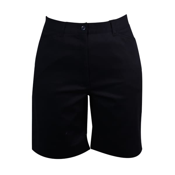 Clubhouse Basic Ladies Black Short