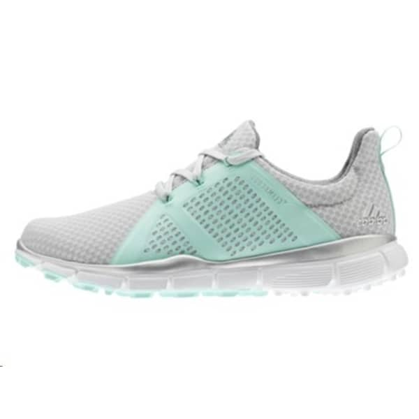 Adidas Climacool Cage Ladies Grey/Mint/Silver Shoes