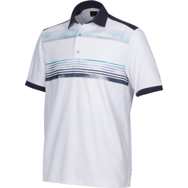 Greg Norman Arctic Men's White Shirt