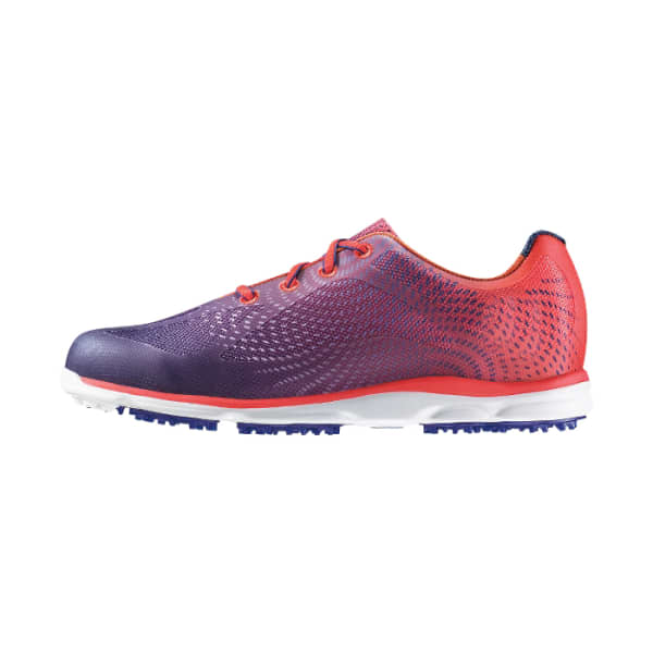 Footjoy Empower Ladies Papaya/Navy Shoes