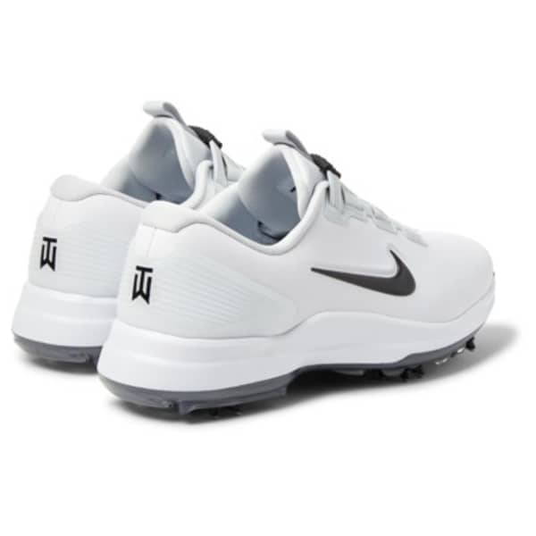 Nike Tiger Woods Fastfit Men's White/Black Shoes