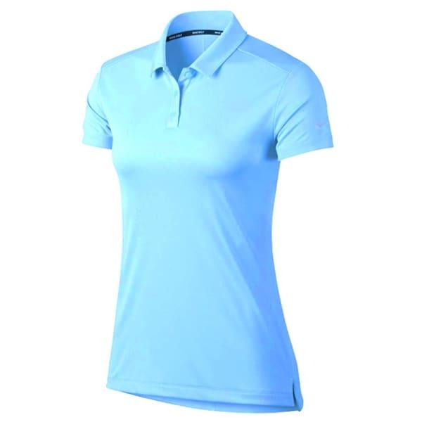 Nike Dry Ladies Light Aqua Shirt