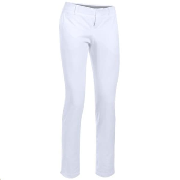 Under Armour Links Ladies White Pants