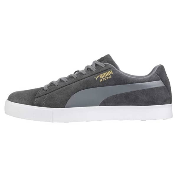 Puma Suede G Pitch Men's Quarry Shoes