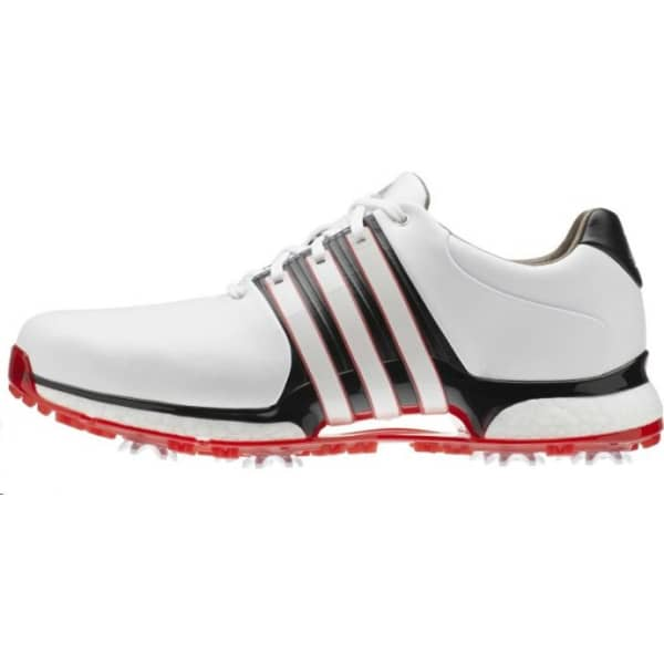 adidas Tour360 XT Men's White/Scarlet Shoe