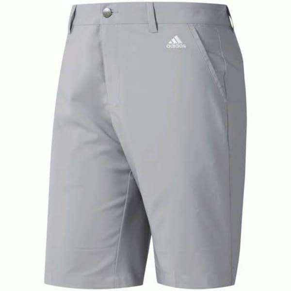 Adidas Advantage 3 Stripe Men s Mid-Grey Shorts