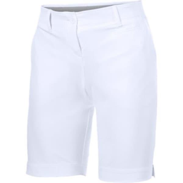 Under Armour Links Ladies White Short