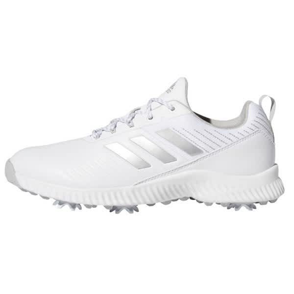 adidas Response Bounce 2 Ladies White/Silver Shoes