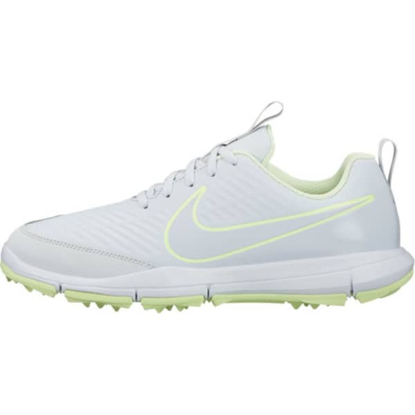 Nike Explorer Ladies Platinum/Volt Shoes
