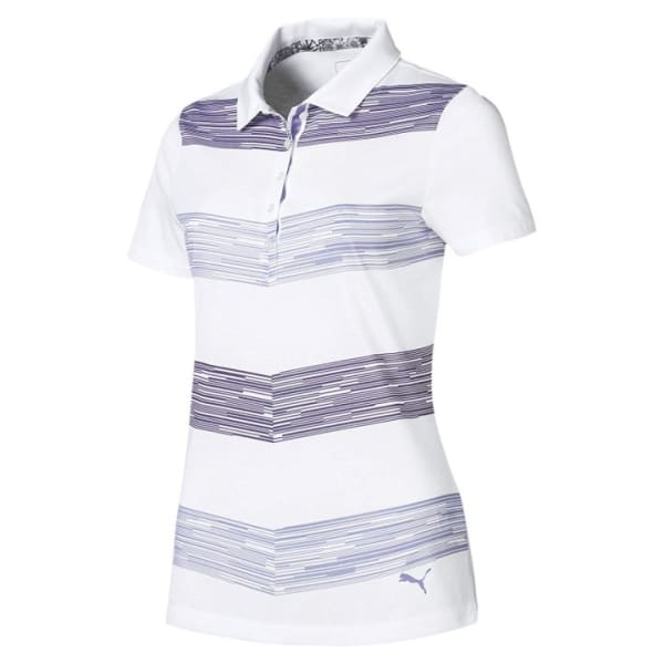 Puma Race Day Lavender Ladies Shirt