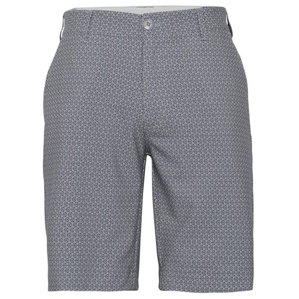 Swagg Printed Mens Grey Bermuda Short