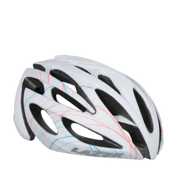 Lazer Ladies White Multi Monroe Road Helmet