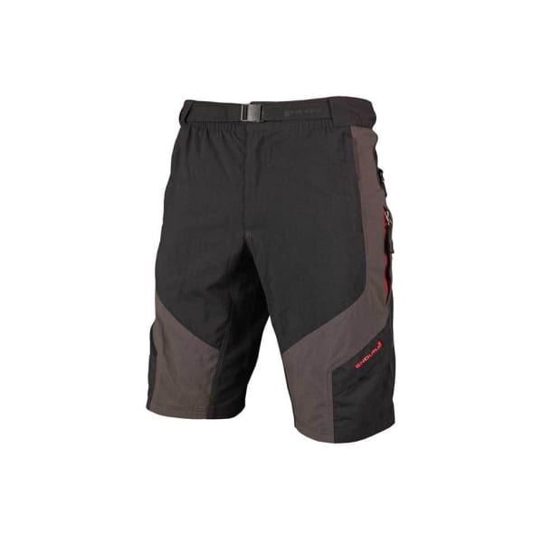 Endura CSL Hummvee II Mens Baggy Shorts (Grey)