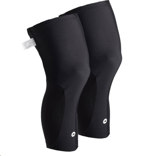 Assos Black EVO S7  Knee Warmers