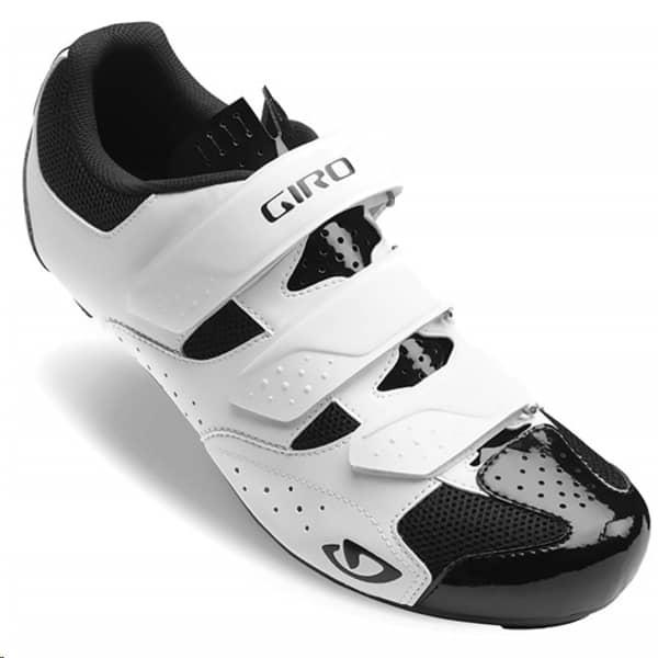 Giro Techne Black/White Road Shoe
