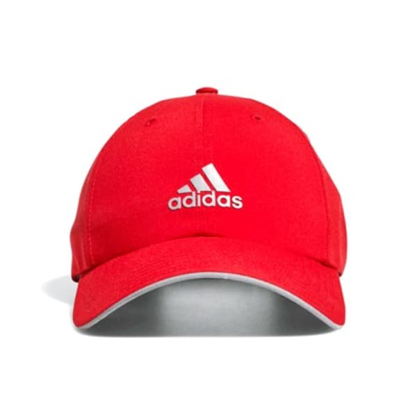 adidas Relax Performance Men's Power Red Cap