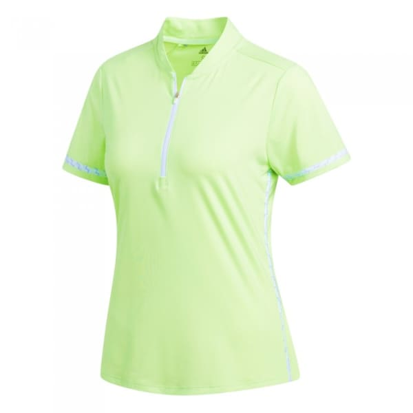 adidas Ultimate Printed Ladies Green Shirt