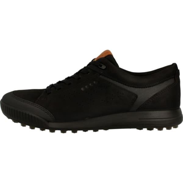 Ecco Street Retro Black Men's Shoes