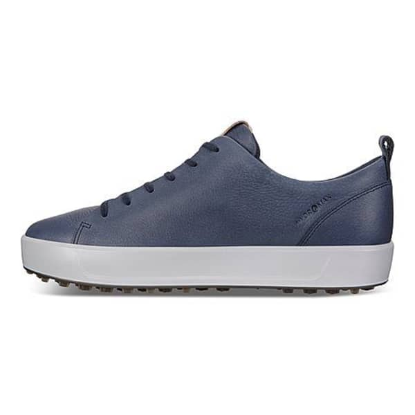 Ecco Soft Bright Men's Blue Shoe